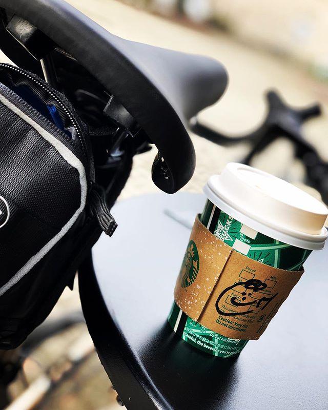 休暇中♪(´ε` ) 平日は静かでイイネHerionROsaka City / Japan#japan #instagood #instacycle #roadie #roadcycle #roadbike  #love #bicycle #cycling #bike #roadbike #fujicycle #starbacks
