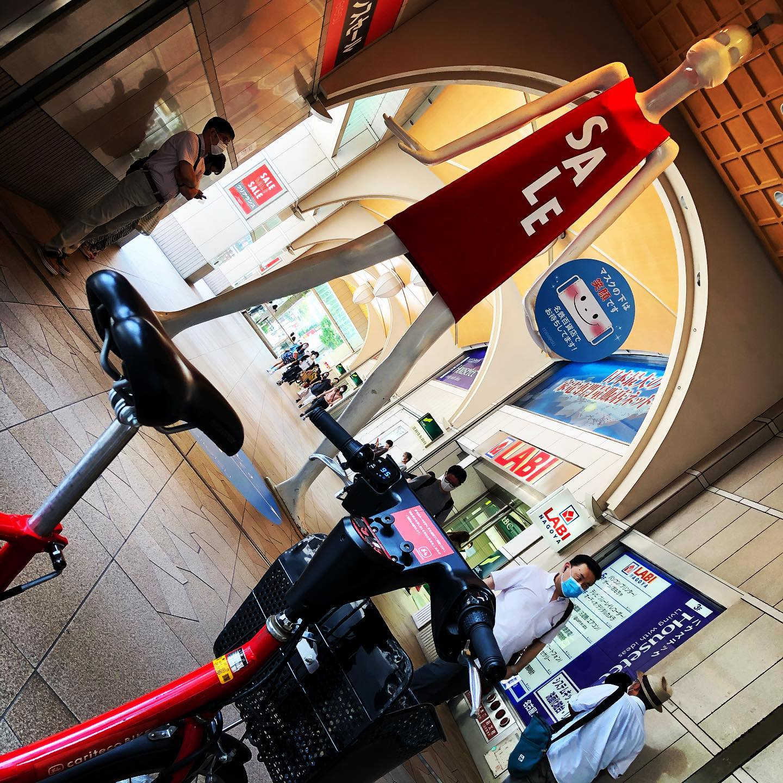 名古屋市内をぐるっと散歩