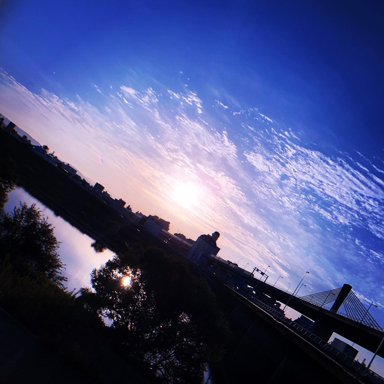 Good morning Nagoya City / Japan#cyclist #instacycle #bicycle #cycling #bike #roadbike #cannondale #supersixevo